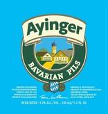 Franziskaner 'Ayinger Bavarian Pils' 11.2oz Sgl