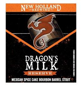 New Holland 'Mexican Spice Cake Dragon's Milk Reserve' Bourbon Barrel Stout 12oz Sgl