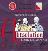 De Proefbrouwerij x New Glarus 'Abtsolution' Dark Belgian Ale 750ml