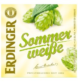 Erdinger 'Sommerweise' Hoppy Wheat Beer 12oz Sgl