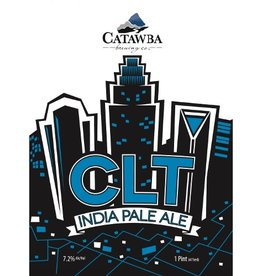 Catawba 'CLT' IPA 16oz Sgl (Can)