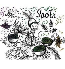 Off Color 'Spots' Tiki Weisse Style Ale 12oz Sgl