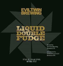 Evil Twin 'Liquid Double Fudge' Imperial Stout 22oz