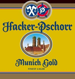 Hacker-Pschorr 'Munich Gold' Finest Lager 12oz Sgl