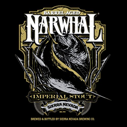 Sierra Nevada '2015 Barrel-Aged Narwhal' Imperial Stout 750 mL