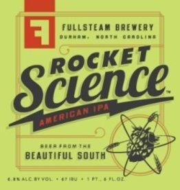 Fullsteam 'Rocket Science' IPA 12oz Sgl (Can)