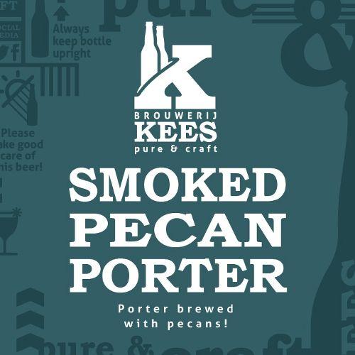 Kees! Brouwerij 'Smoked Pecan' Porter 11.2oz Sgl