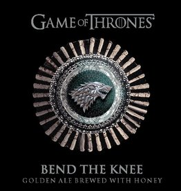 Ommegang 'Game of Thrones: Bend the Knee' Golden Ale brewed with Honey 750ml