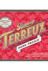 The Bruery Terreux 'Sans Pagaie' Sour Blonde Ale aged in Oak Barrels with Cherries 750ml