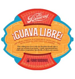 The Bruery 'Guava Libre!' Imperial Cream Ale with Lactose, Vanilla, and Guava 750ml