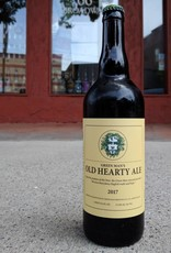 Green Man 'Old Hearty Ale' 750ml