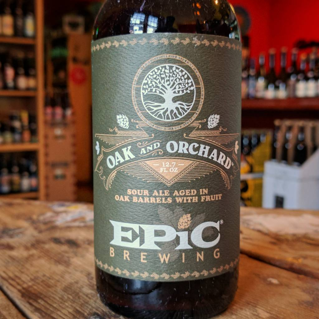 Epic 'Oak and Orchard: Sour Plum' 375ml