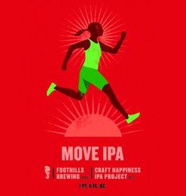 Foothills 'Move' IPA 22oz