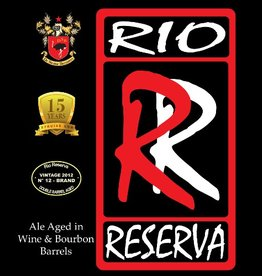 Struise 'Rio Reserva' Bourbon and Red Wine Barrel aged Quad 11.2oz Sgl