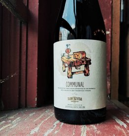 Haw River Farmhouse Ales 'Communal' Belgian Table Beer with Brett 500ml
