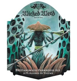 Wicked Weed 'Bretticent' Farmhouse Ale 500ml
