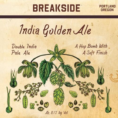 Breakside 'India Golden Ale' 22oz