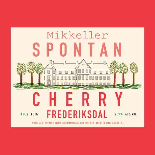 Mikkeller Mikkeller 'Spontancherry' 500ml