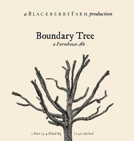 Blackberry Farm 'Boundary Tree' Farmhouse Ale 750ml