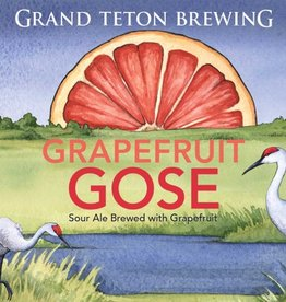 Grand Teton 'Grapefruit Gose' 12oz Sgl