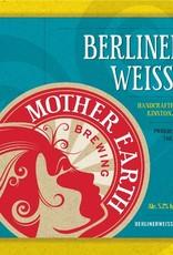Mother Earth 'Berlinerweisse' 12oz Sgl
