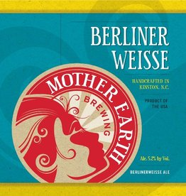 Mother Earth 'Berlinerweisse' 12oz Sgl