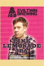 Evil Twin x Omnipollo 'Pink Lemonade' IPA w/ Lemon and Raspberry 12oz Sgl (Can)