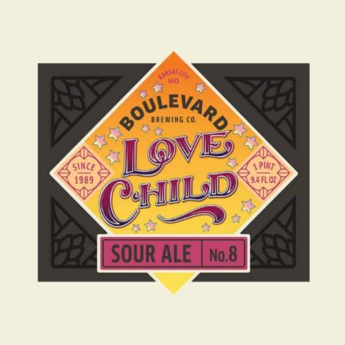 Boulevard 'Love Child No. 8' Sour Ale 750ml
