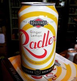 Boulevard 'Ginger Lemon Radler' 12oz Sgl (Can)