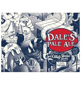 Oskar Blues 'Dales Canniversary' Pale Ale 16oz Sgl