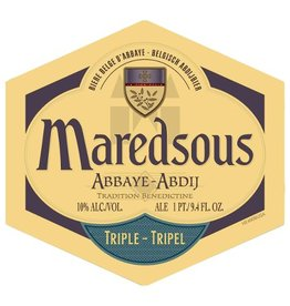 Duvel Moortgat 'Maredsous Abbaye Tripel' 750ml