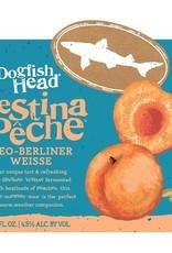 Dogfish Head 'Festina Peche' Neo Berliner Weisse 12oz Sgl