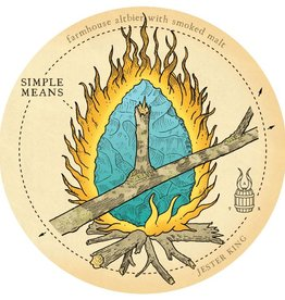 Jester King 'Simple Means' Farmhouse Altbier with Smoked Malt 750ml