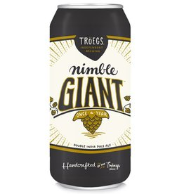 Troegs 'Nimble Giant' Double IPA 12oz Sgl (Can)