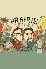 PRAIRIE 'Merica' Farmhouse Ale 500ml