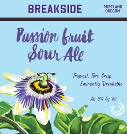 Breakside 'Passionfruit' Sour Ale 22oz