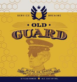 Service 'Old Guard' Biere de Garde 12oz Sgl