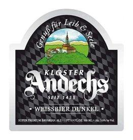 Kloster Andechs 'Weissbier Dunkel' 500ml