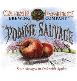 Captain Lawrence 'Pomme Sauvage' 375ml