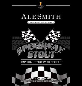 Alesmith 'Speedway Stout' Imperial Stout w/ Coffee 16oz Sgl