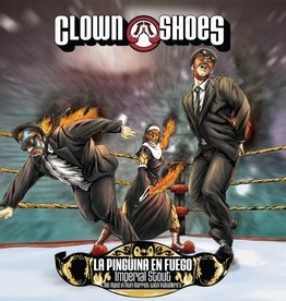 Clown Shoes 'La Pinguina En Fuego' Ale Aged in Rum Barrels w/ Habanero 22oz
