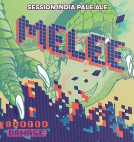 Champion 'Melee' Session IPA 12oz Sgl (Can)