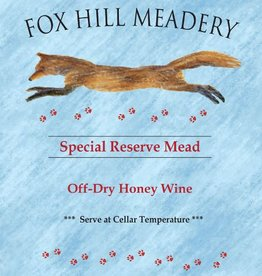 Fox Hill 'Special Reserve Mead' 750ml