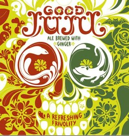 Left Hand 'Good JuJu' Ale Brewed with Ginger 12oz Sgl (Can)