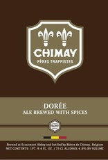 Chimay 'Doree' Abbey Ale 750ml