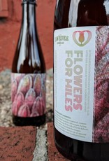 Haw River 'Flowers for Miles' Flower Infused Saison 500mL