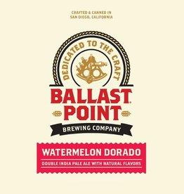 Ballast Point 'Watermelon Dorado' Double IPA 12oz Sgl