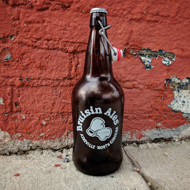 Bruisin' 32oz Growler