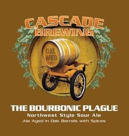 Cascade 'Bourbonic Plague' 32oz Growler