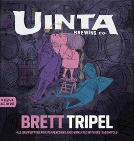 Uinta 'Brett Tripel' 750ml